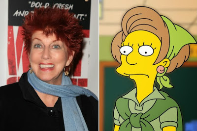 Marcia Wallace The Simpsons