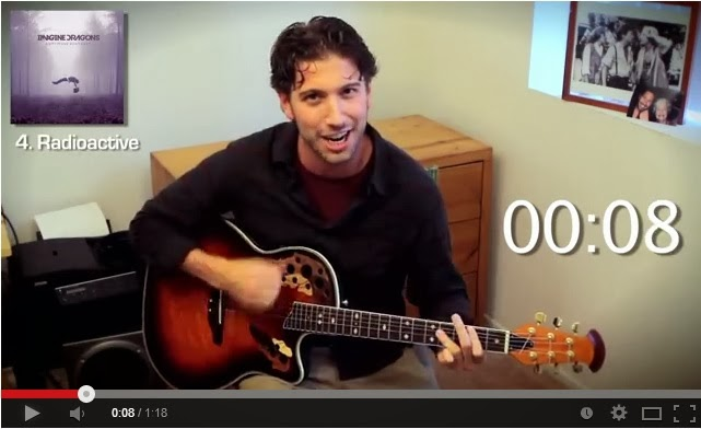 [VIDEO] 20 Overplayed 2013 Song Mashup