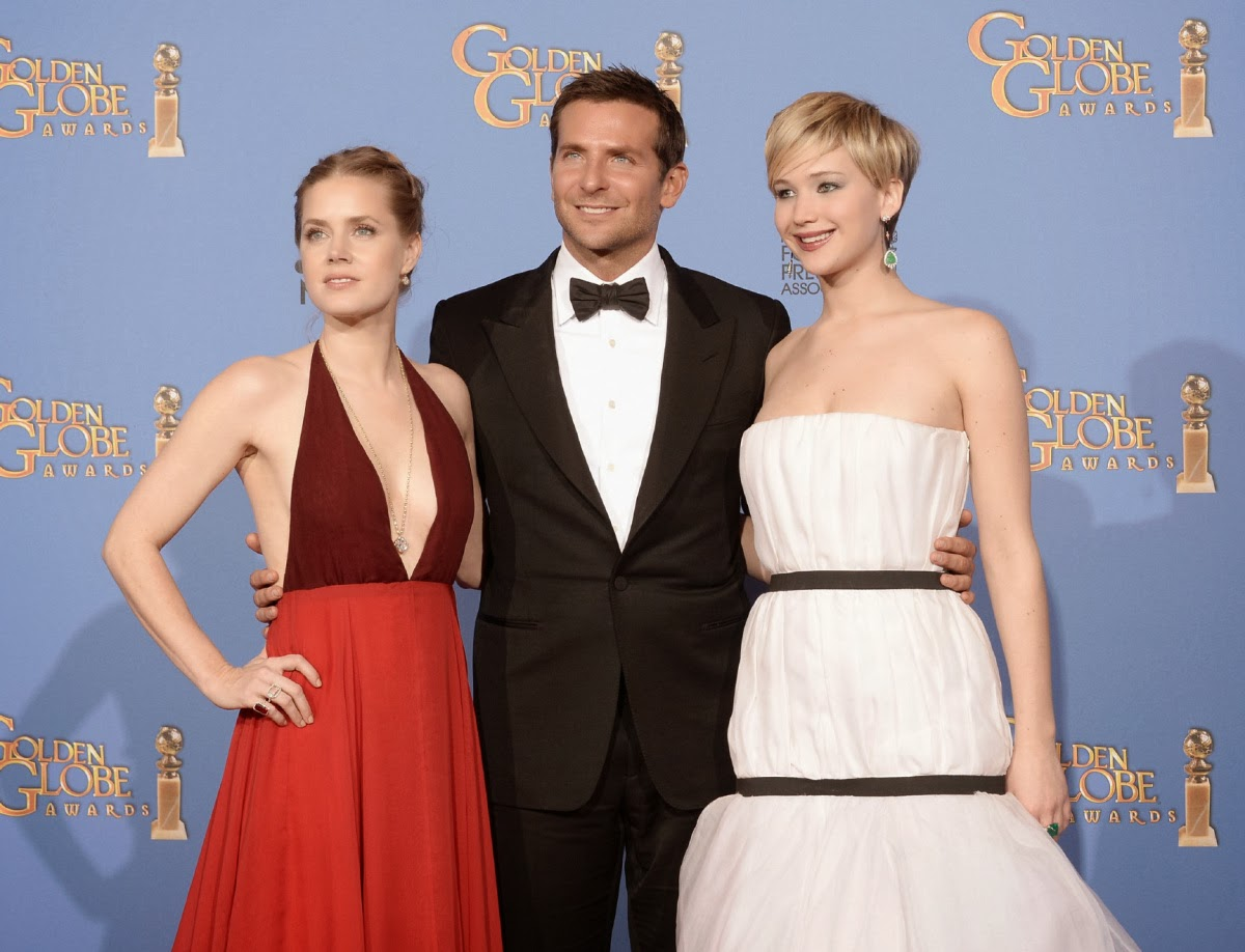 The winners of Golden Globes 2014!