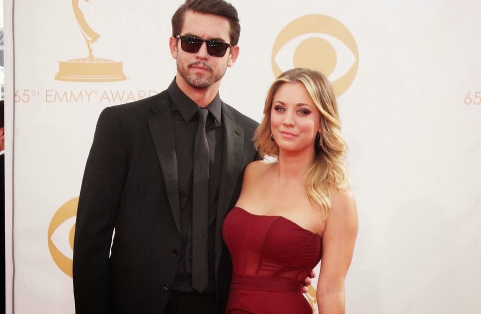 Kaley Cuoco got hitched!