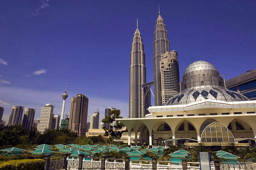 Malaysia voted most 'halal' destination for Muslim travelers