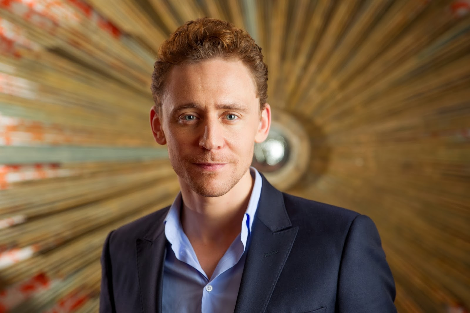 Oggle at Tom Hiddleston auditioning as Thor