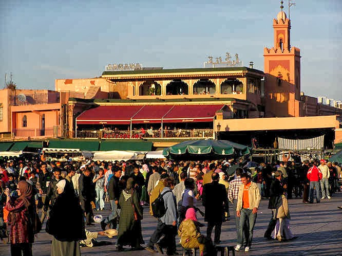 holiday travel tips Marrakech Morocco Africa souks