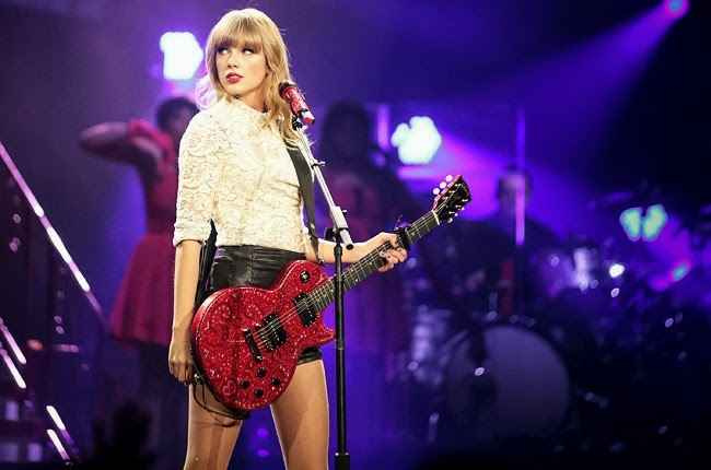 Taylor Swift coming to Malaysia, 11 June!