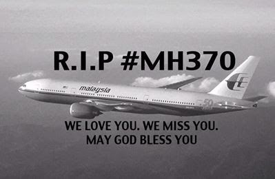 Local celebs who share grief for MH370 online
