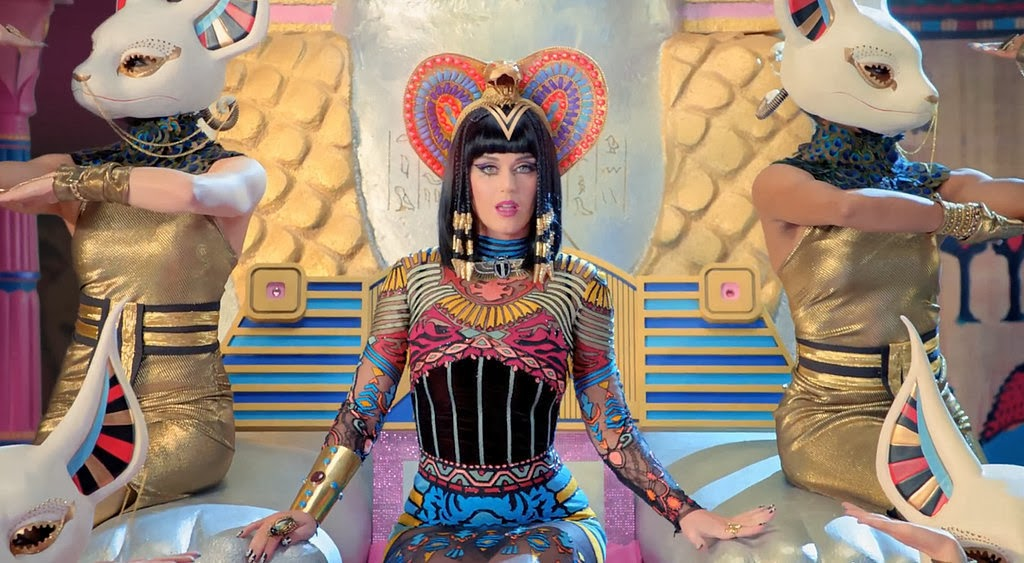 """Katy Perry's """"Dark Horse"""" video removes Islam elements"""
