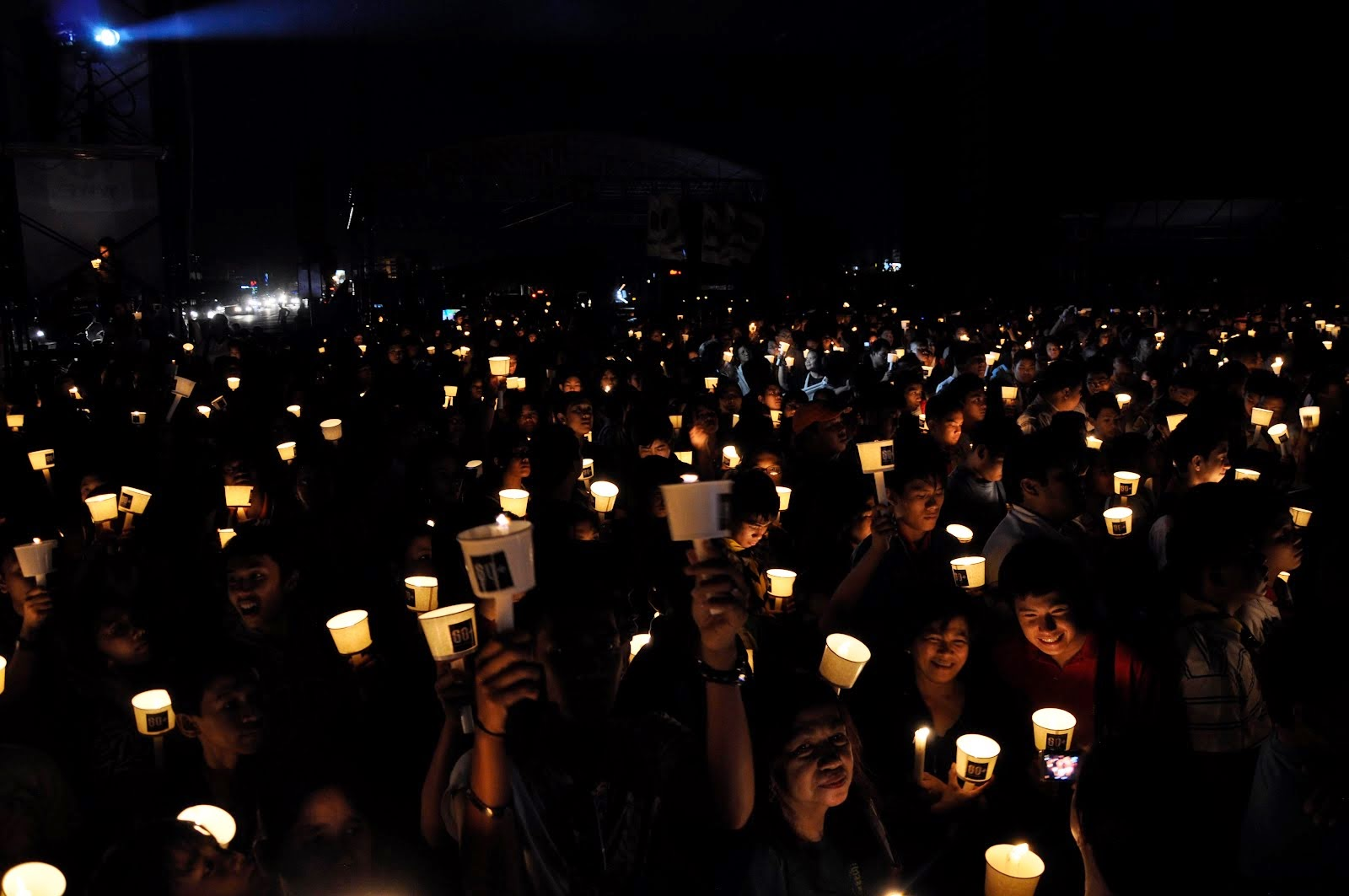 What we all really did during Earth Hour