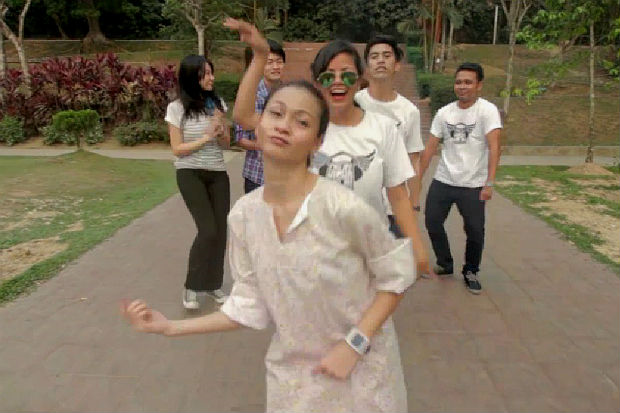 KL's Happy video goes viral, includes Sharifah Amani