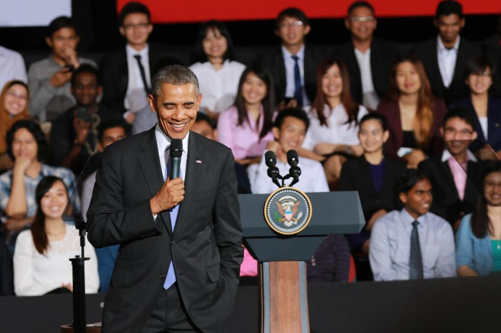 The best photos of Obama's visit to Malaysia