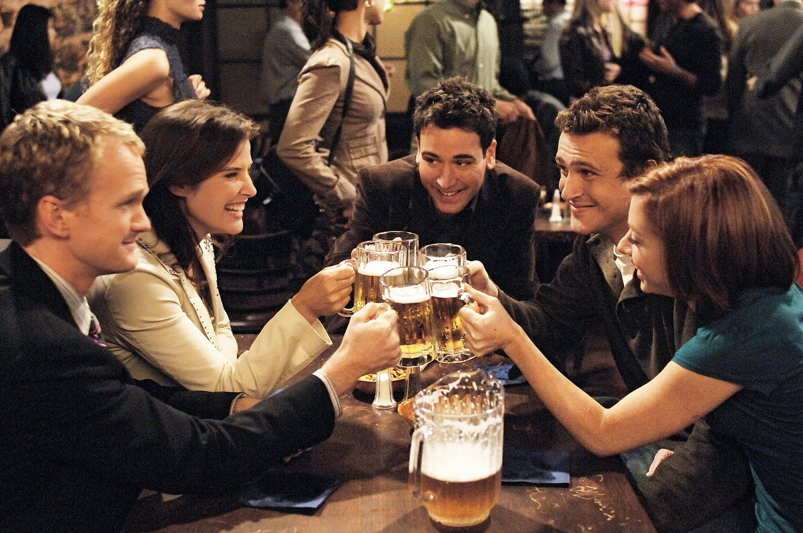 """5 most iconic """"How I Met Your Mother"""" moments"""