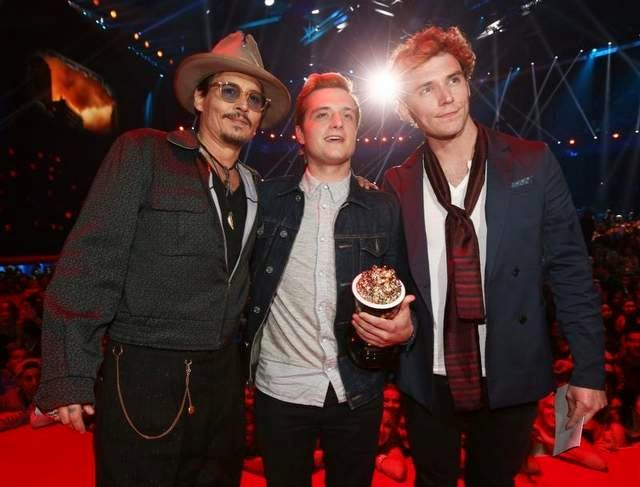 The best moments at the MTV Movie Awards 2014