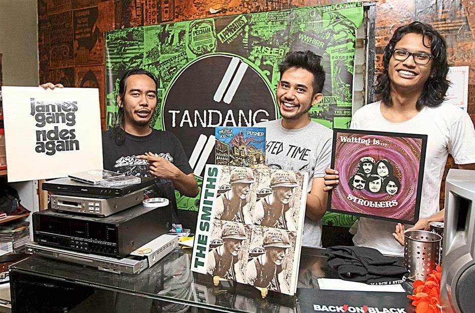 How Malaysia spent Record Store Day