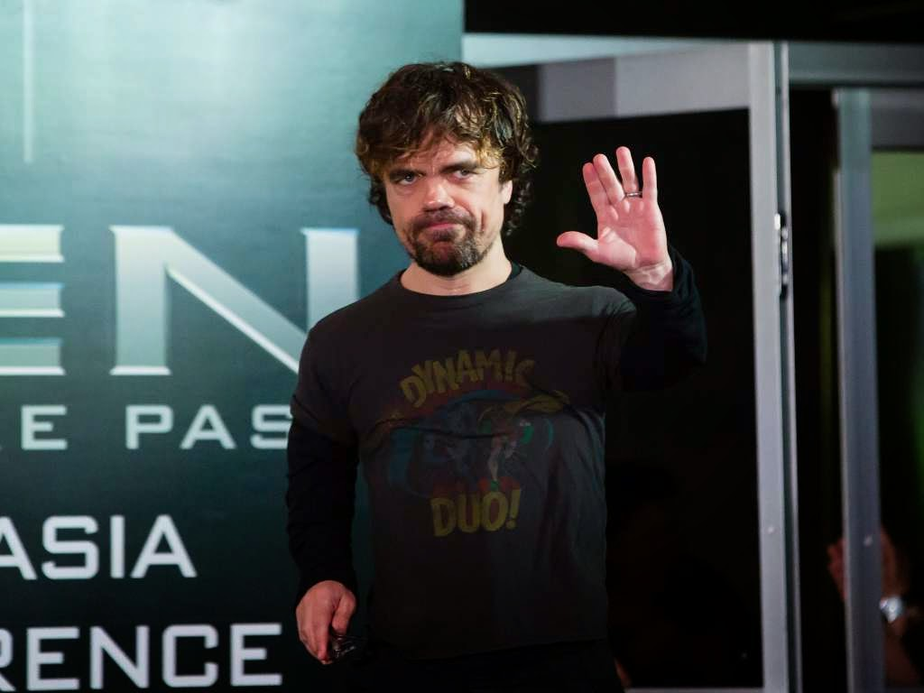 Interview: Peter Dinklage the snarky villain