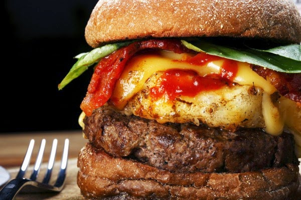 Join the best event in KL for burger fans: Burgembira!