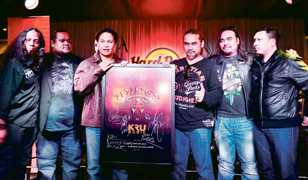 Wings release new record after 13 years