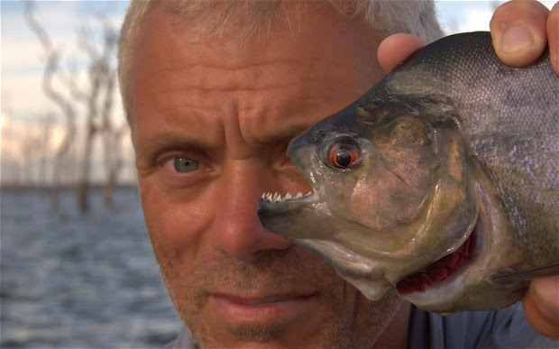 Jeremy Wade of River Monsters to meet fans at Sunway Pyramid