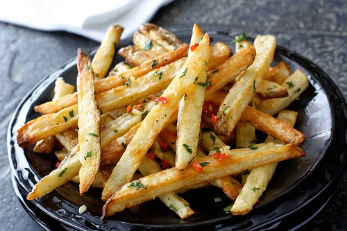 Top 5 Easy Healthy Home Made Fries to Try at Home