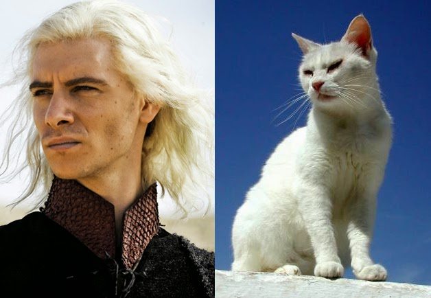 game of cats viserys