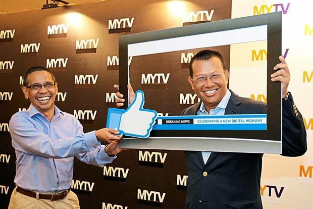 DTT broadcast enables M'sians to get 200 channels in 2016