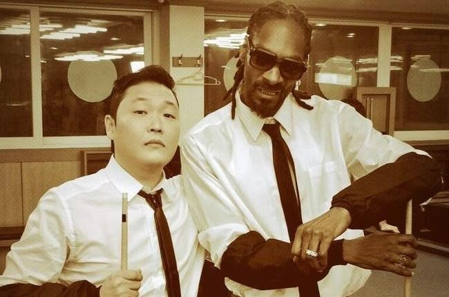 """Psy and Snoop Dogg's """"Hangover"""" described as 'art'"""