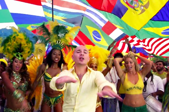 Top 5 Favourite World Cup Songs!