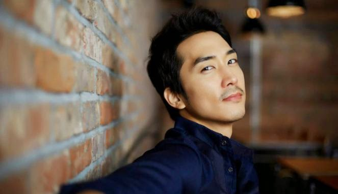 K-star Song Seung Heon in Singapore 25 July!