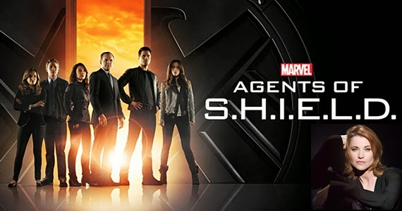 Lucy Lawless Cast in Agents of SHIELD Coulsons Team
