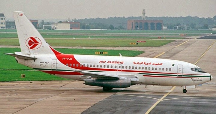 air algerie flight loses contact 50 minutes after takeoff