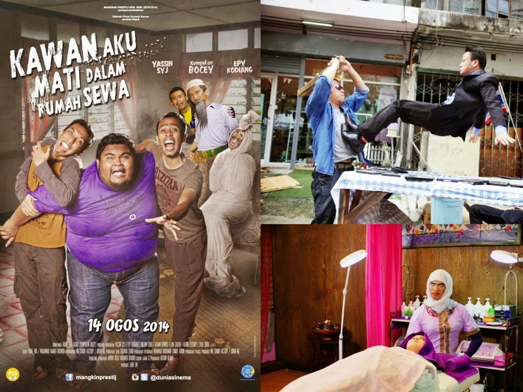 5 local films to watch and enjoy this coming Raya