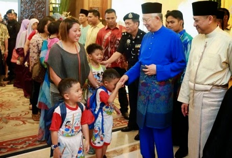 PM's Raya Open House cancelled for MH17