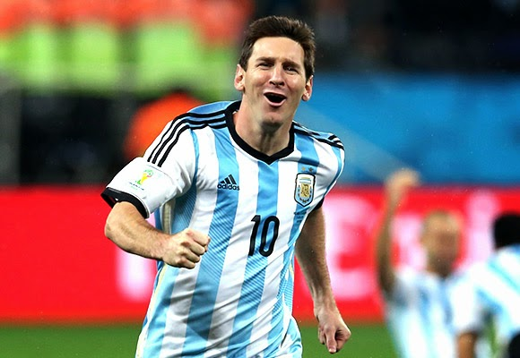 messi world cup moments