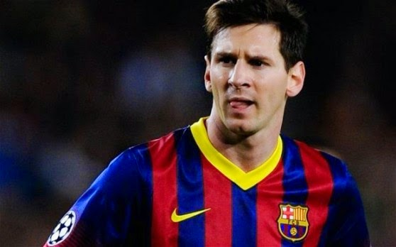 Messi owes RM16 mil in taxes. May be jailed!