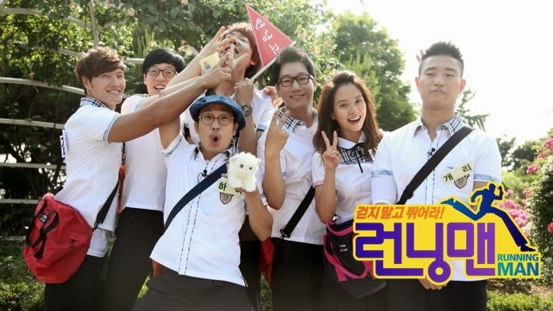"""Meet """"Running Man"""" cast in KL and Singapore this November!"""