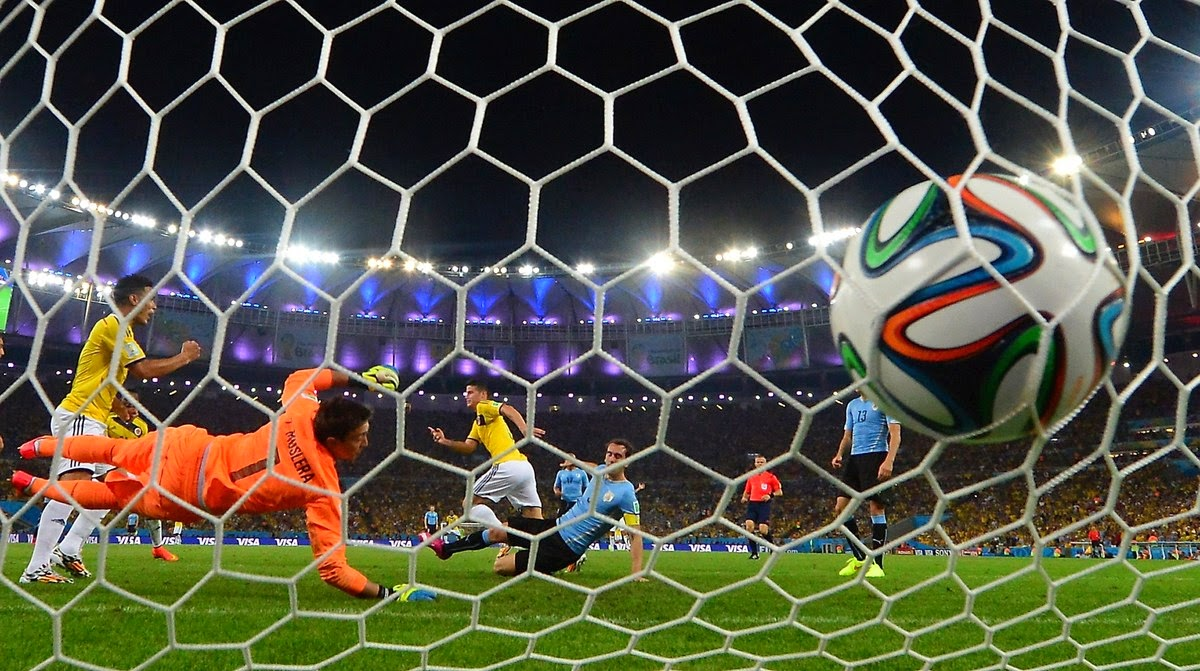 World Cup Recap: Best moments of World Cup 2014!