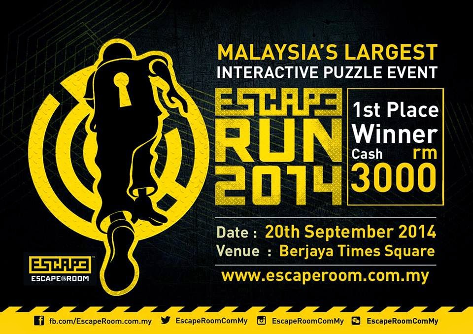 The biggest interactive puzzle event in Malaysia