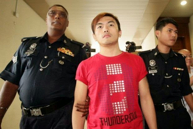 Malaysian Sex blogger Alvin Tan wanted by Interpol