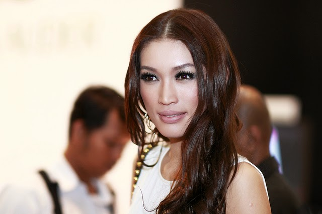 Model Amber Chia wants to act in Malay film