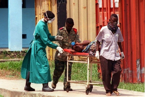 Global scare as Ebola death toll rises in Africa