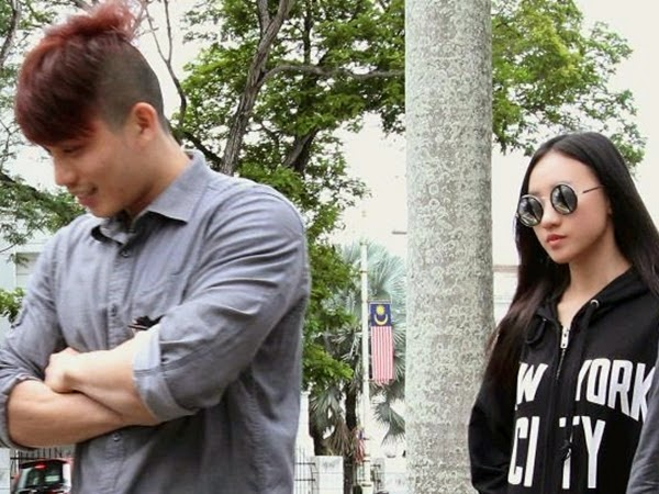 Couple who did half-naked shoot in Ipoh fined RM400