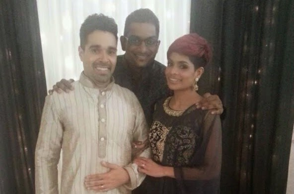 Malaysian songstress Jaclyn Victor is married!