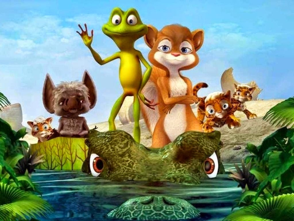 Top 5 High Grossing Malaysian Animations