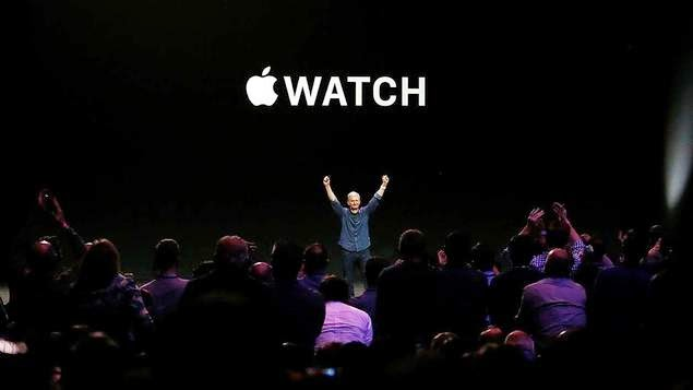[Photos] iPhone 6 launched along with Apple Watch