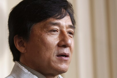Jackie Chan resumes work amid son's drug scandal