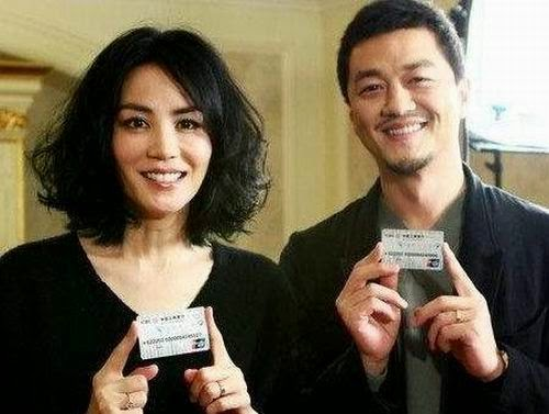 Li Yapeng says to ex-wife Faye Wong: Go for it!