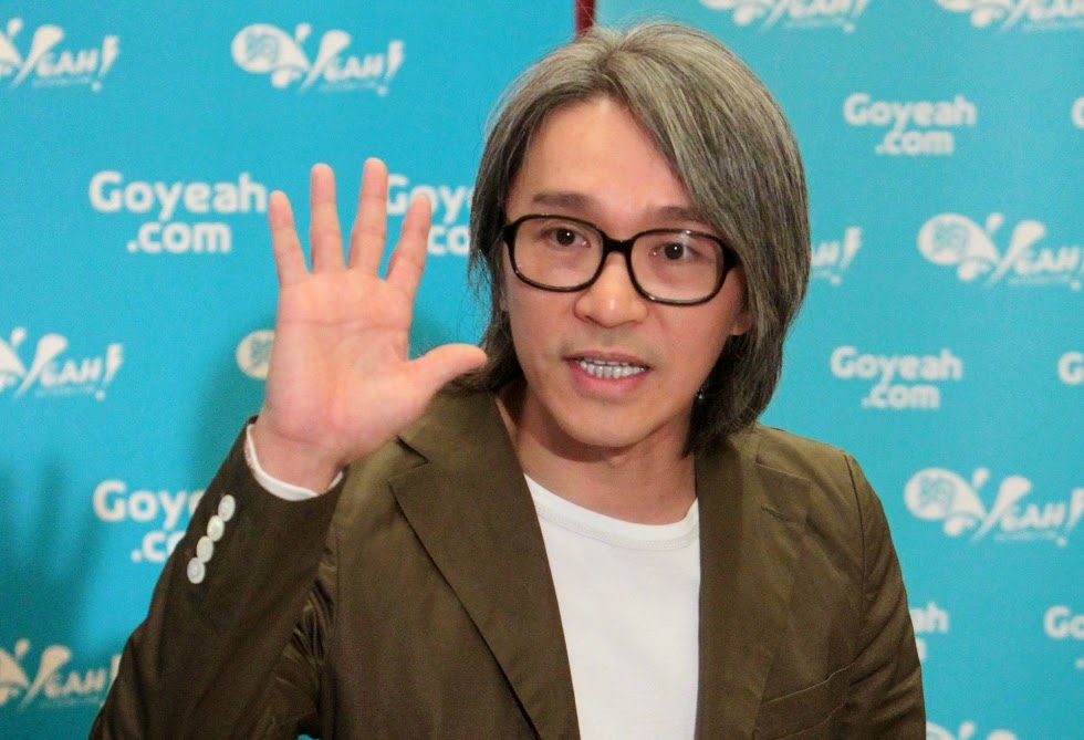 """Stephen Chow selects six candidates for """"Mermaid"""""""