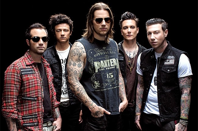 Avenged Sevenfold to rock out in Malaysia next year!