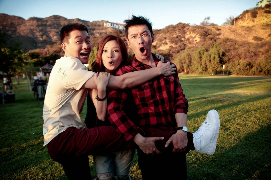 """Zhao Wei plays seductress in """"Hollywood Adventures"""""""