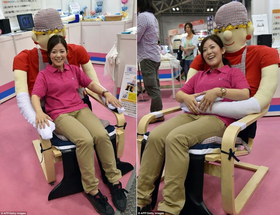 Hugging Chaird