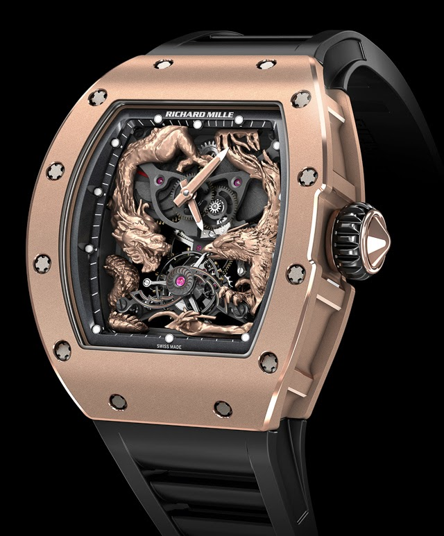 Richard Mille, Jackie Chan release limited edition watch