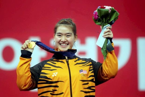 Malaysian Wushu champ expelled from Asian Games